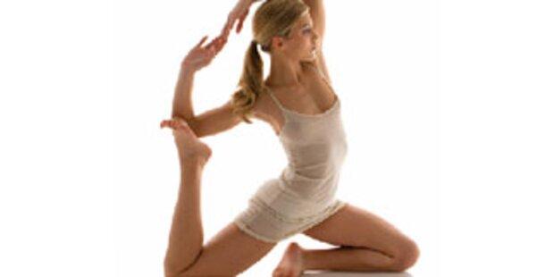 Yoga-Pfad in der Steiermark