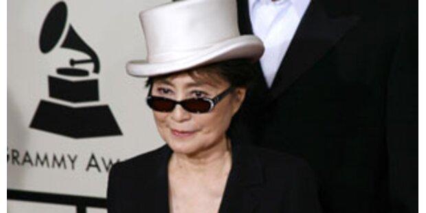 Ono gibt Kiff-Musik-Videos von Lennon nicht frei