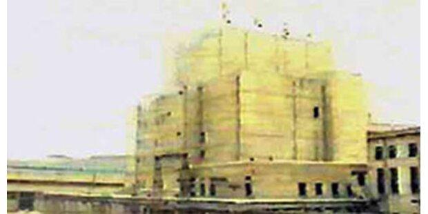 Atomreaktor nicht vor Fertigstellung
