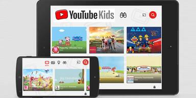YouTube startet eigene Kinder-App