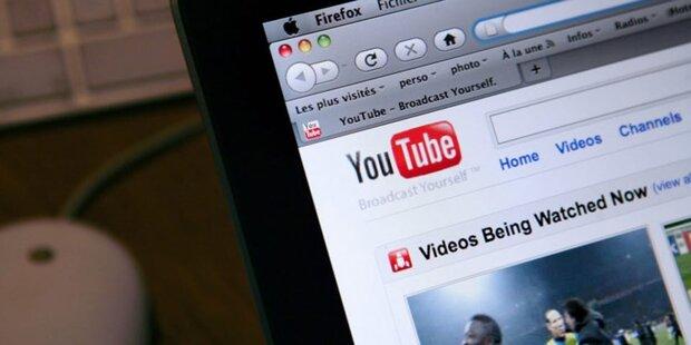 YouTube bekommt mehr Livestreams