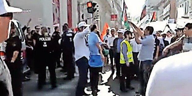 Wirbel um radikale Islamisten-Demo in Wien