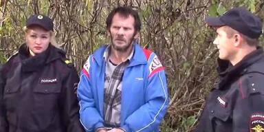 Russen-Kannibale verspeiste drei Menschen