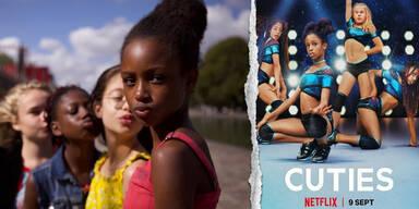 """Shitstorm nach """"unangemessenem"""" Netflix-Werbeplakat"""