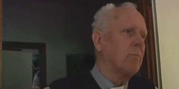 Priester zeigt Verständnis für Pädophilie