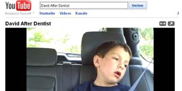 Die  YouTube-Hits des Jahres 2009