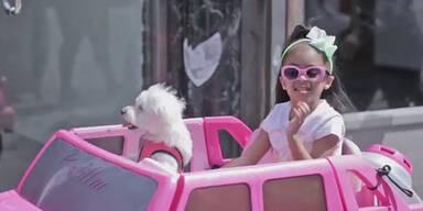 Vierjährige ist Youtube-Star 2015