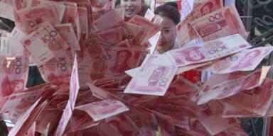 Yuan Banknoten