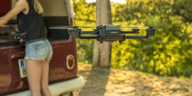 Neue Yuneec-Drohne mit Sprachsteuerung
