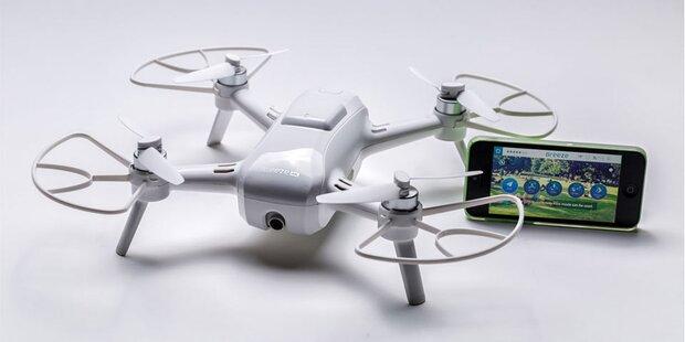 Hofer verkauft 4K-Hightech-Drohne