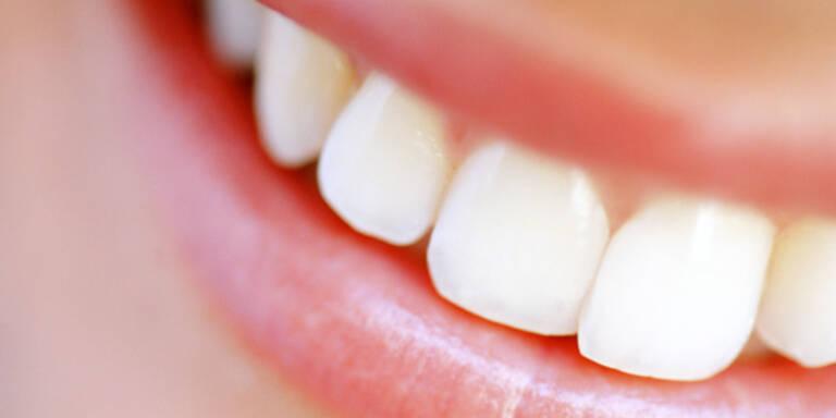 So gut tut Hyaluronsäure Zähnen