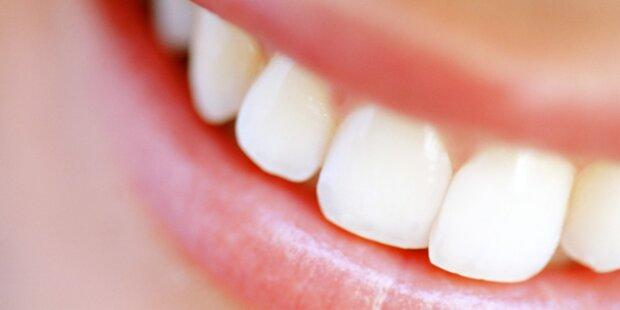 Jeder Zweite leidet an Parodontose