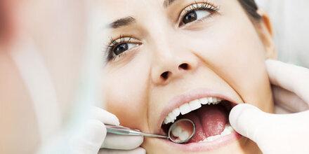 70 Prozent leiden unter Zahnproblem
