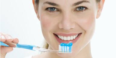 Zähnebürsten
