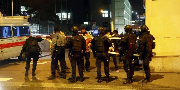 Zürich: Schießerei nahe islamischem Zentrum