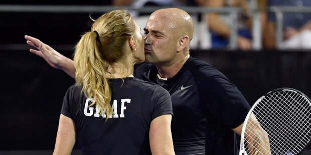 Graf & Agassi: Liebes-Doppel