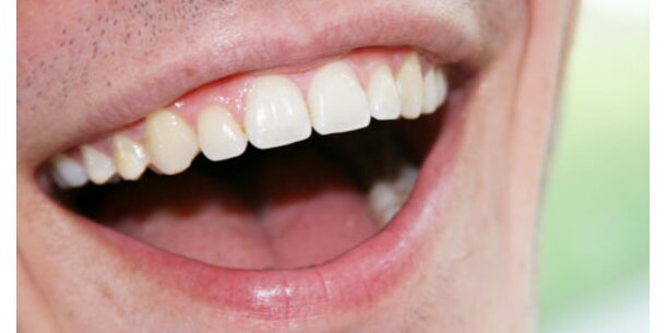 Zähne putzen hilft dem Herz