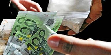 Geld-Drogen