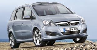 Opel Zafira - der Familien-Praktiker