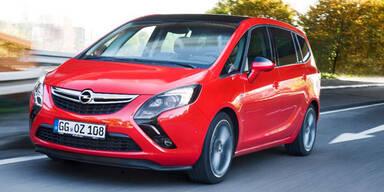 Opel Zafira BiTurbo-Diesel im Fahrbericht