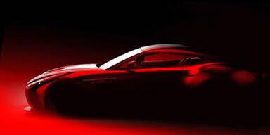 Aston Martin DB4 GT Zagato kehrt zurück