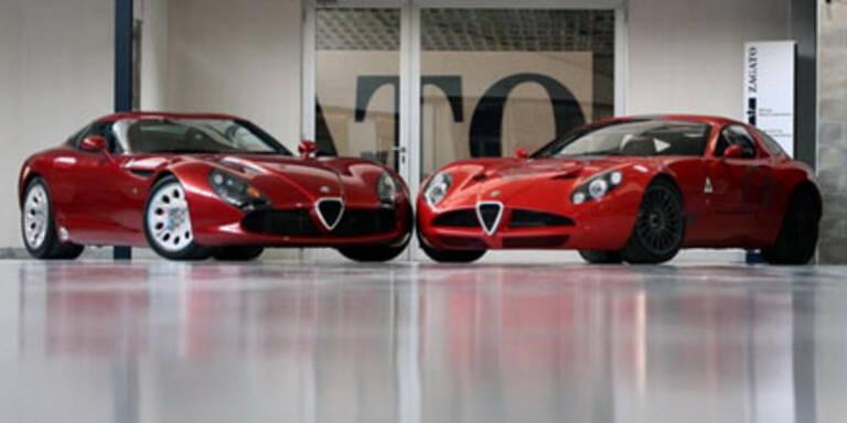 Zagato baut den TZ3 Stradale tatsächlich