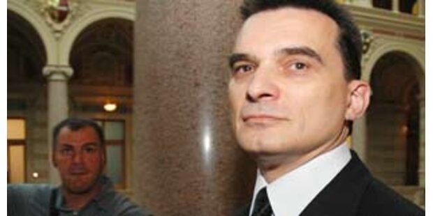 Ex-General Zagorec auf der Anklagebank