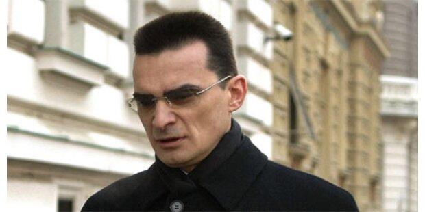 VfGH lehnte Beschwerde von Ex-General Zagorec ab