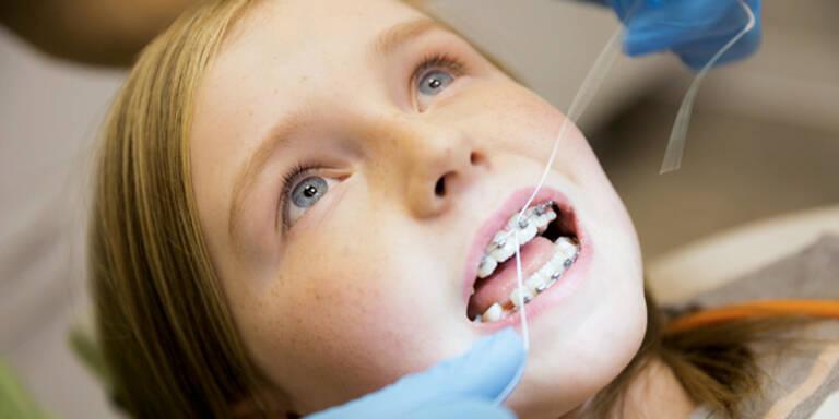 Gratis-Zahnspange nur für ganz wenige Kinder