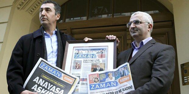 Prozess gegen Mitarbeiter der Tageszeitung