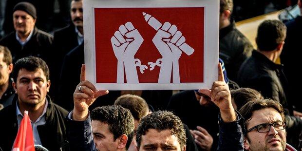 Nachrichtenagentur Cihan: Zwangsverwaltung