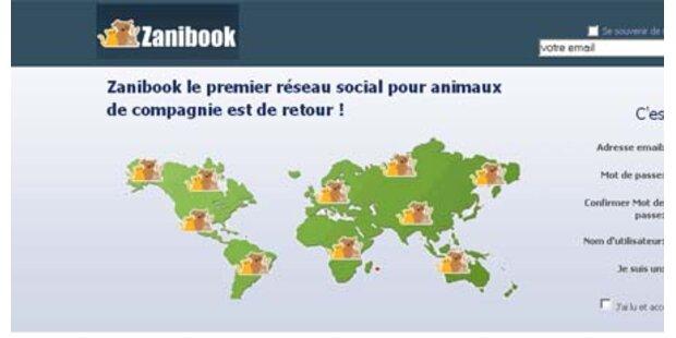 Facebook-Zwilling für Haustiere online