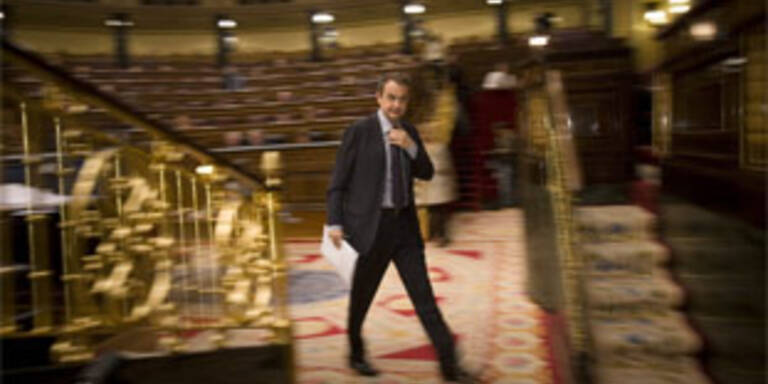 Zapatero Spaniens neuer alter Premier