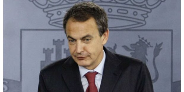 Zapatero will Premier bleiben