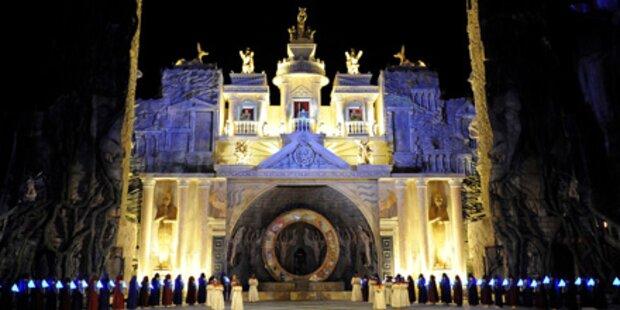 St. Margarethen zeigt