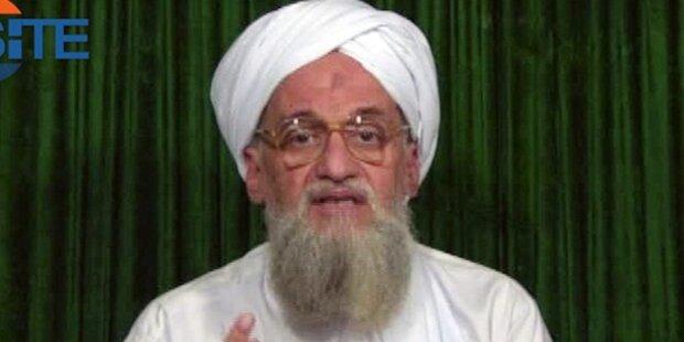 Al-Kaida-Chef ruft am 9/11-Gedenktag zu Anschlägen auf