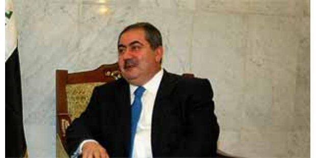 Irak warnt Türkei vor Groß-Invasion