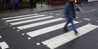 Beatles-Zebrastreifen unter Denkmalschutz
