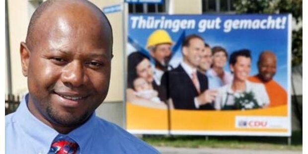 NPD bedroht CDU-Wahlhelfer