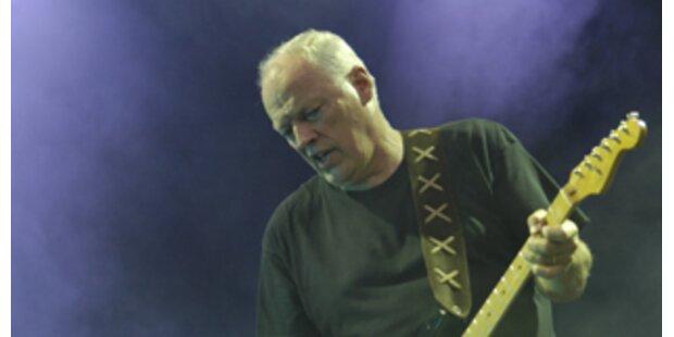 """David Gilmour: """"Spiele nun lieber solo"""