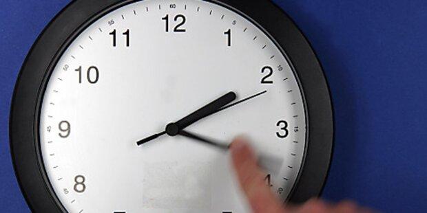 Was halten Sie von der Zeitumstellung?