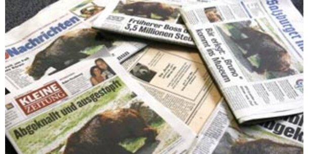 Harte Verluste für fast alle Print-Medien