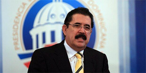 Honduras: Ex-Präsident Zelaya zurückgekehrt