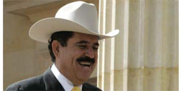 Präsident von Honduras will Drogen legalisieren