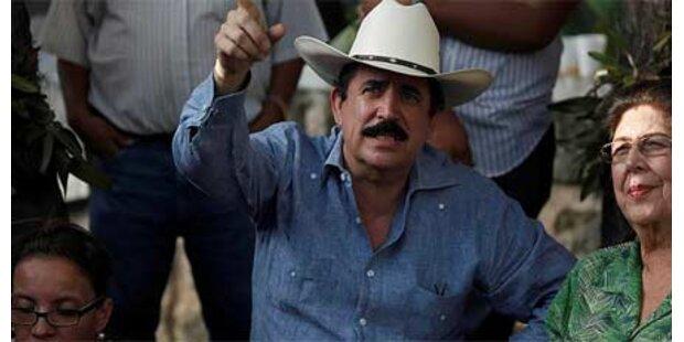 Ausnahmezustand in Honduras aufgehoben