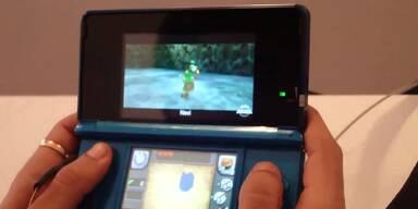Zelda: Ocarina of Time 3D - Erster Bosskampf