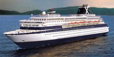 Luxusliner-Crash im Hafen von Piräus