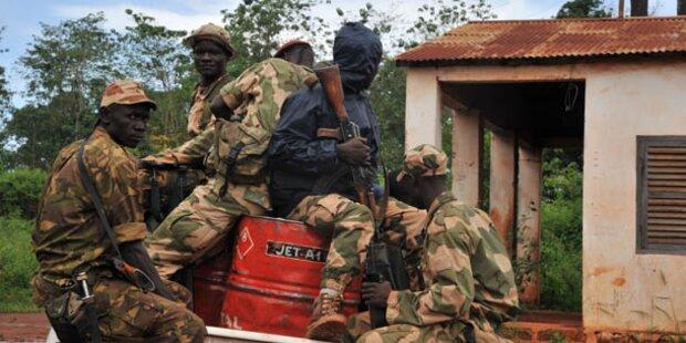 50 Tote bei Unruhen in Zentralafrika