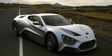 Das stärkste Auto der Welt leistet 1.104 PS