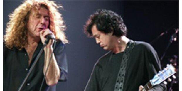 1 Mio. Kartenwünsche für Zeppelin-Konzert